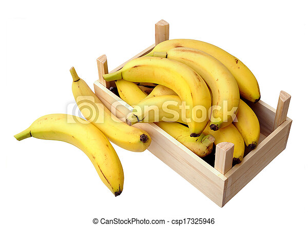 bananas in case - csp17325946