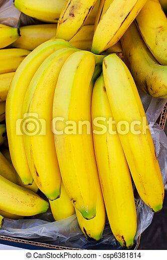 Bananas - csp6381814