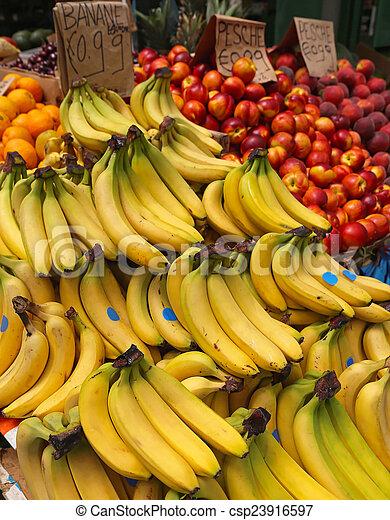 Bananas - csp23916597