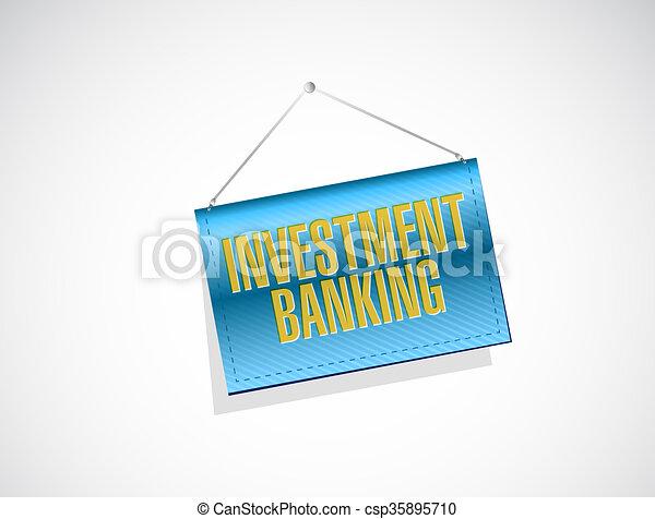 El concepto de cartel de inversión bancaria - csp35895710