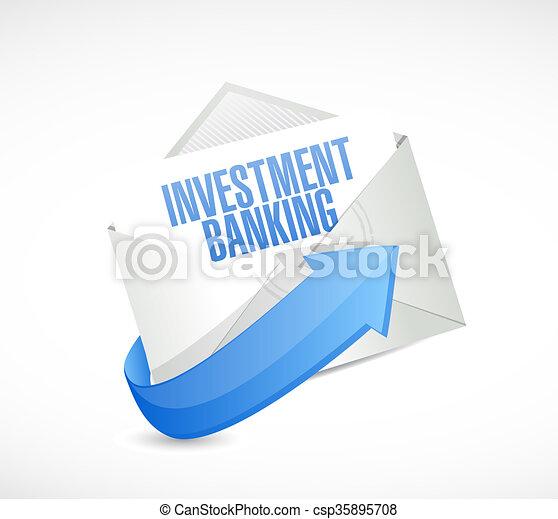 El concepto de inversiones bancarias - csp35895708