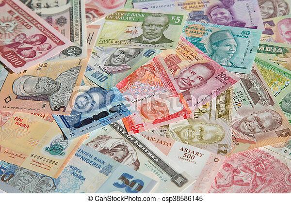 banconote - csp38586145