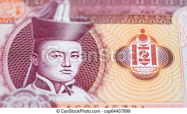 banconote - csp64407899