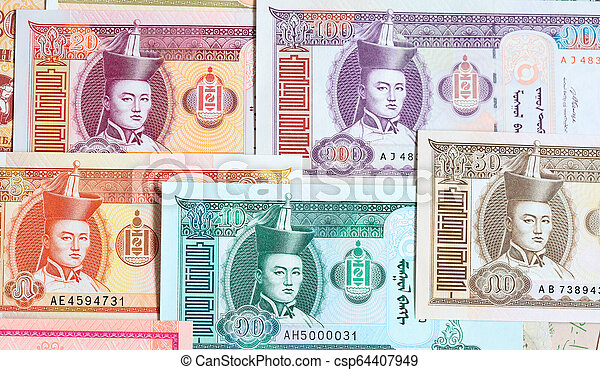 banconote - csp64407949