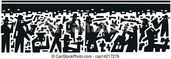 band, jazz - csp14217276