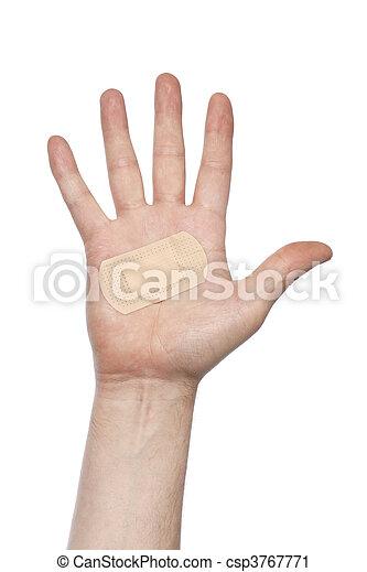 Bandage - csp3767771
