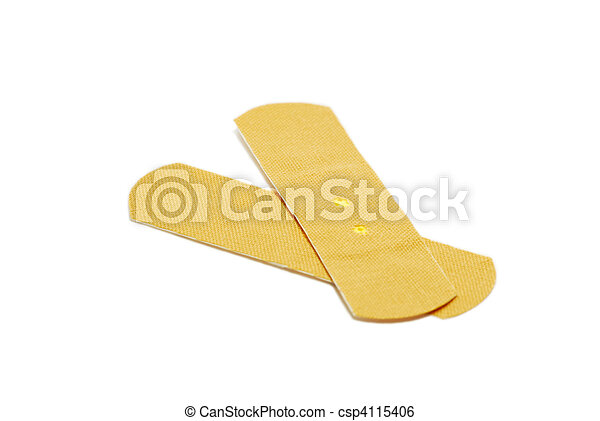 bandage - csp4115406