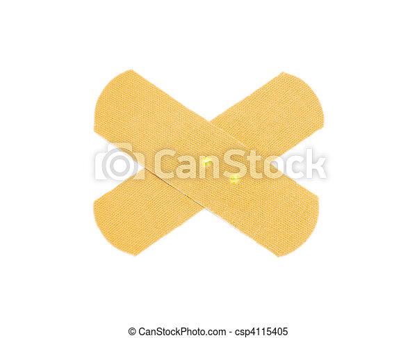 bandage - csp4115405