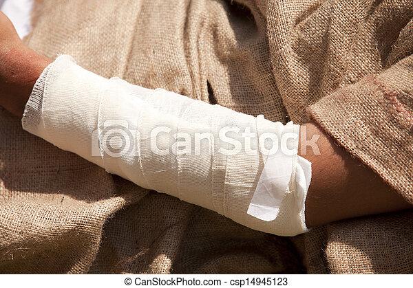 bandage - csp14945123