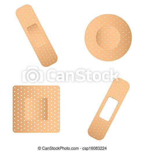 bandaid - csp16083224