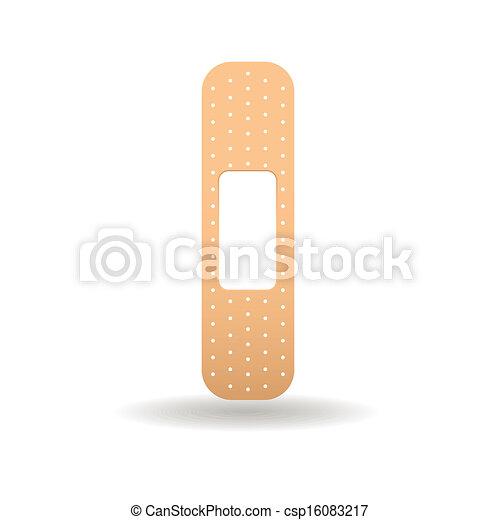 bandaid - csp16083217
