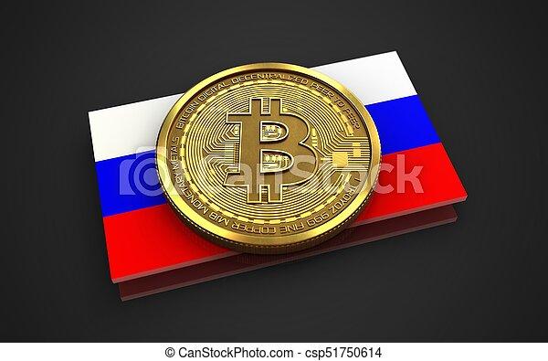 Bandeira 3d bitcoin rssia sobre bitcoin ilustrao bandeira bandeira 3d bitcoin rssia csp51750614 ccuart Choice Image