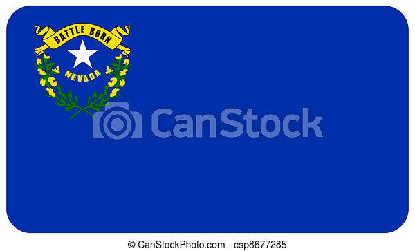 bandeira, nevada - csp8677285