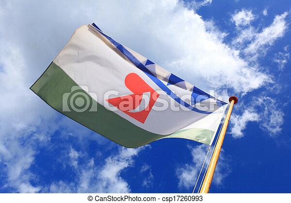 Bandera de Rincón Bonaire - csp17260993