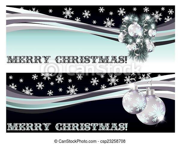 Feliz Navidad - csp23258708