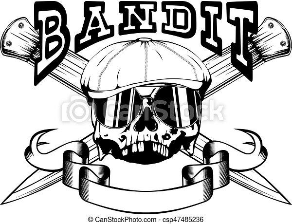 Bandido - csp47485236