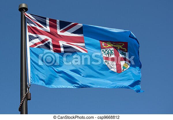 bandiera, figi - csp9668812
