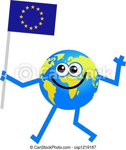 bandiera, globo - csp1219187