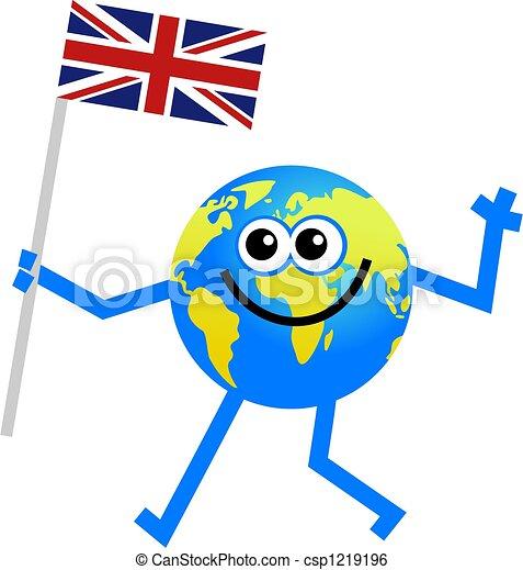 bandiera, globo - csp1219196