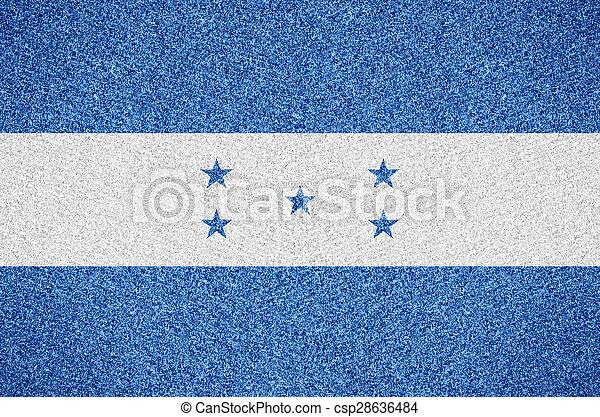 bandiera, honduras - csp28636484