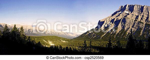 banff valley - csp2520569