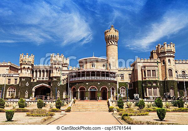 Bangalore palace - csp15761544