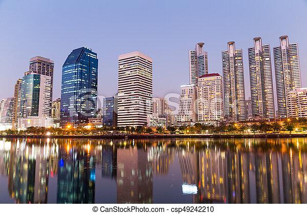 bangkok, ville - csp49242210
