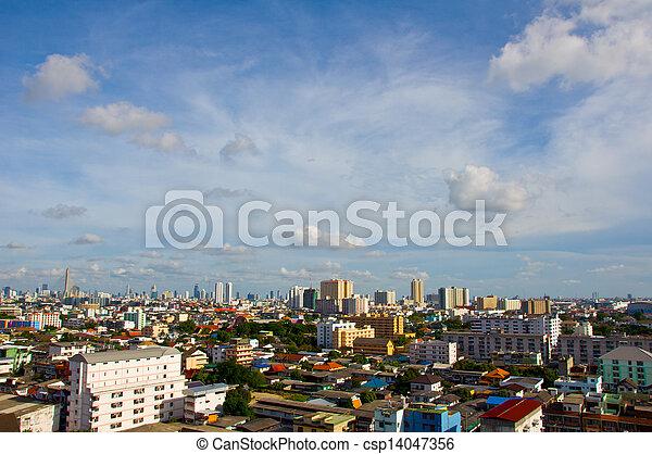 bangkok, ville - csp14047356