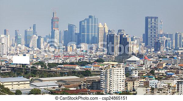 bangkok, ville - csp24865151