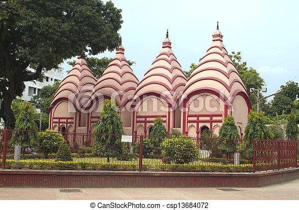 bangladesch, dhaka - csp13684072