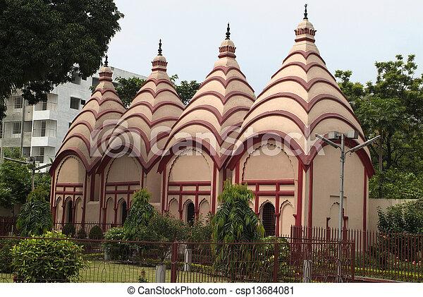bangladesch, dhaka - csp13684081