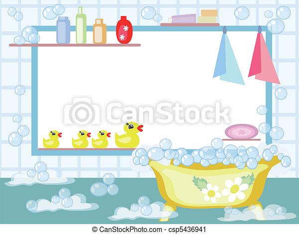 banheiro - csp5436941