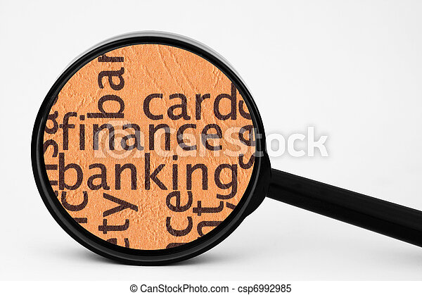 bankügylet - csp6992985