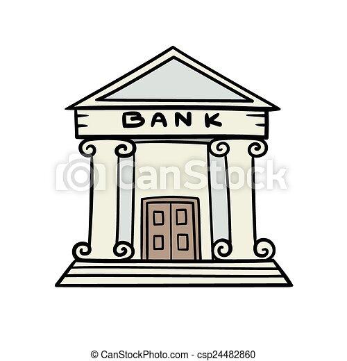 Bank - csp24482860