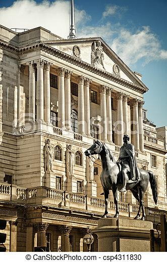 Bank Of England - csp4311830