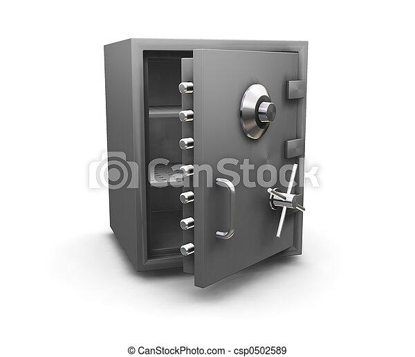 Bank safe - csp0502589