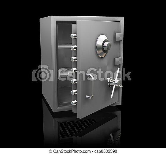 Bank safe - csp0502590