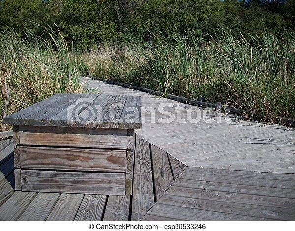 Bench - csp30533246