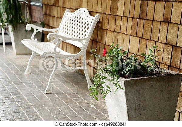 Bench - csp49288841