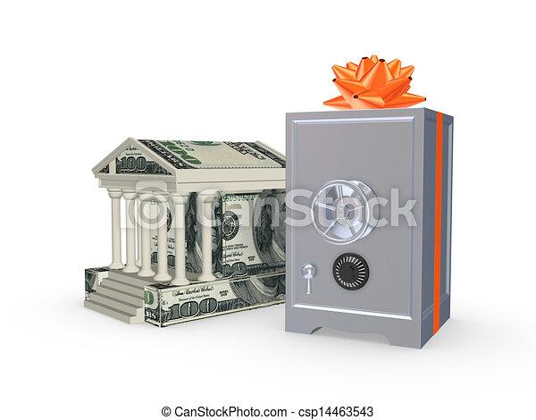 Banking concept. - csp14463543