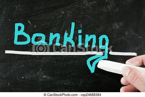 banking concept - csp24688384