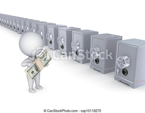 Banking concept. - csp10118270