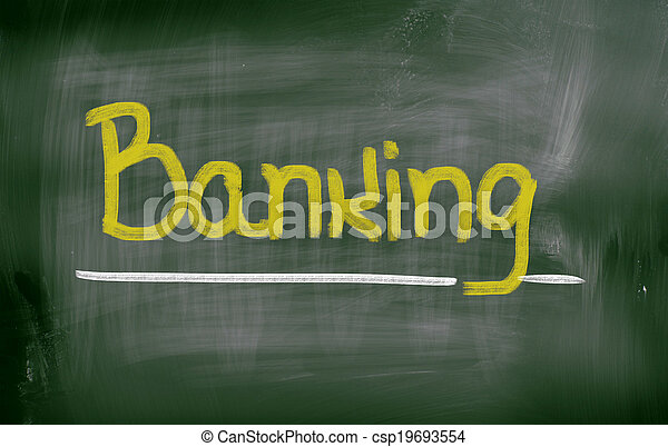 Banking Concept - csp19693554