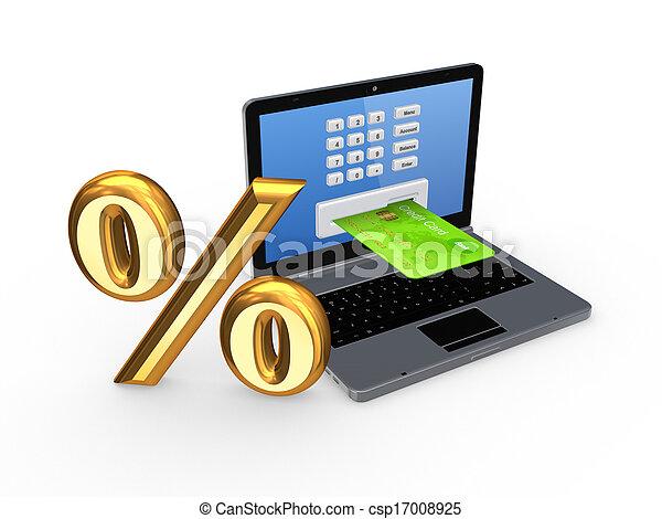 Banking concept. - csp17008925