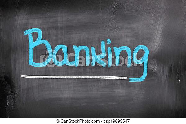 Banking Concept - csp19693547