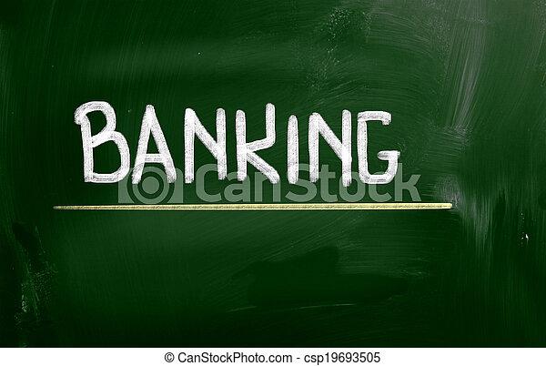 Banking Concept - csp19693505