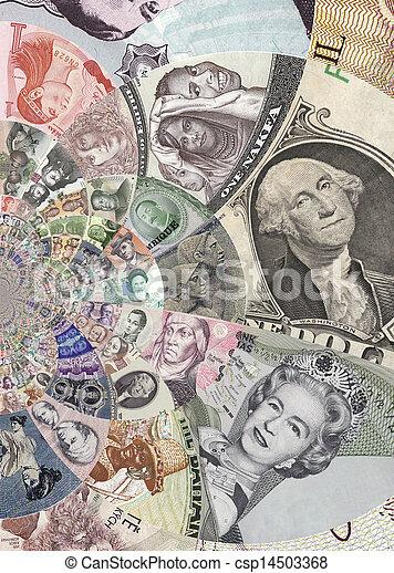Banknotes - csp14503368