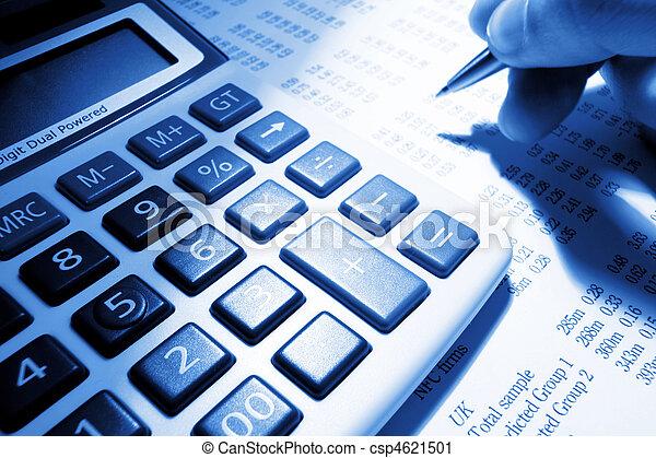 bankrörelse - csp4621501