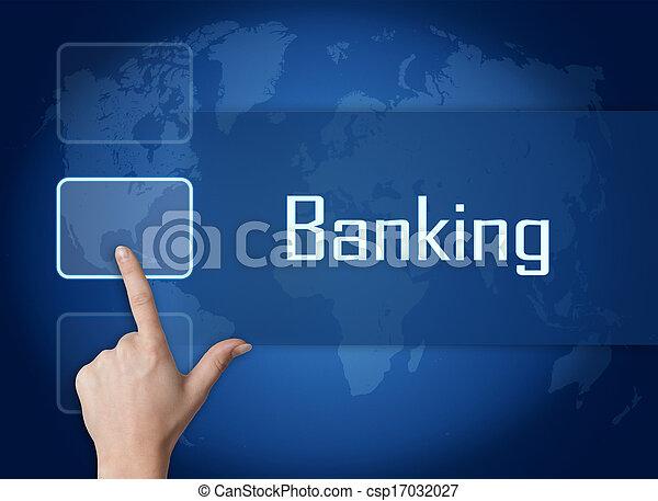bankrörelse - csp17032027
