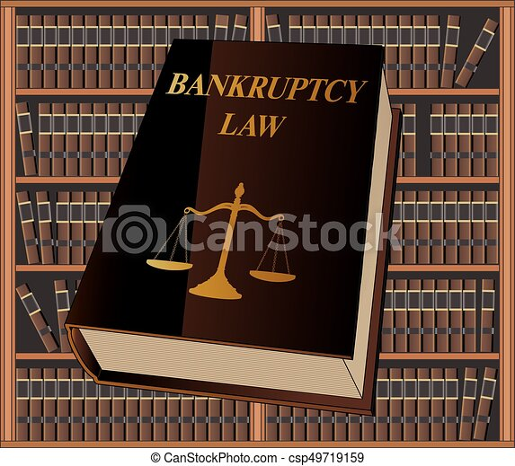 Bankruptcy Law - csp49719159